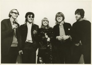 Barry Miles & Friends, pic by Graham Keen
