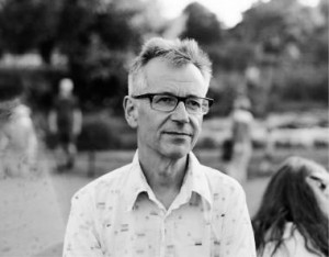 John Hegley (pic by Travis Elborough)